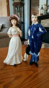 Porcelain Man and Woman  Port Colborne, L3K 4S4