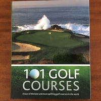 Famous Golf Courses Tour Book Fort Myers, 33913