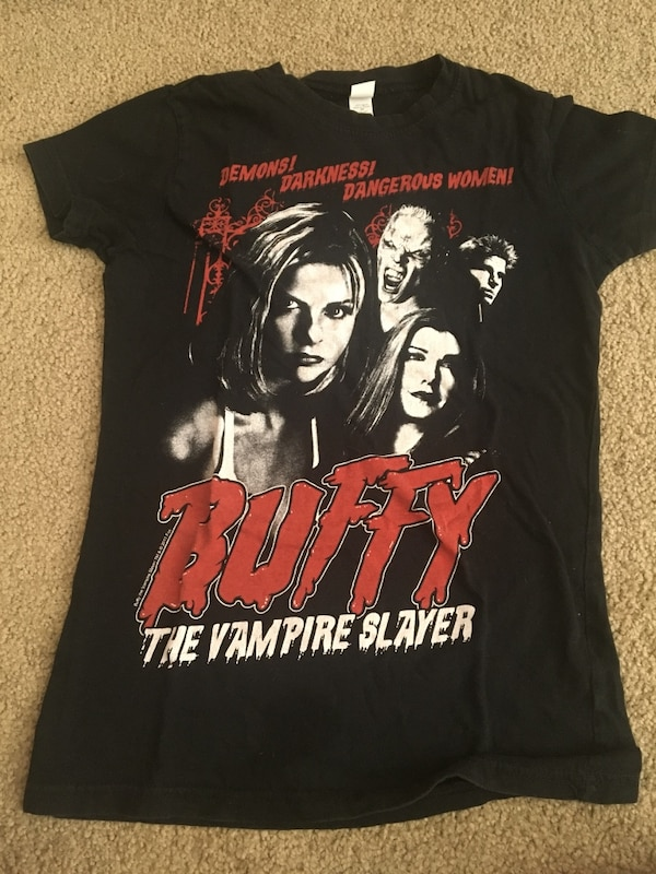 Buffy the Vampire Slayer shirt