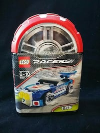 Lego Racers Rally Sprinter