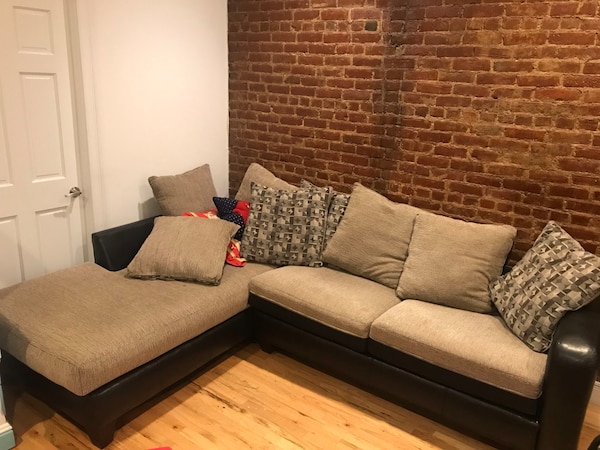 Moving sale - L-Shape sectional sofas