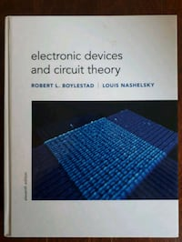 Electronic devices and circuit theory Halifax, B3M 4C5