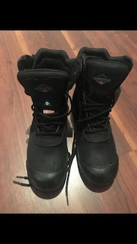 Safety shoes brand new 12