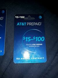 At&t go phone $45 refill Phoenixville, 19460