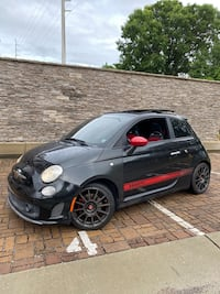 2012 Fiat Abarth 500 Turbo