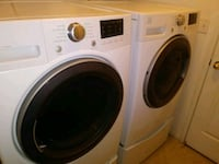Kenmore Washer & Dryer with Drawer-Pedestals Bakersfield, 93311