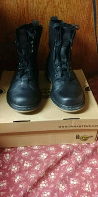 Authentic Dc Martens Boots