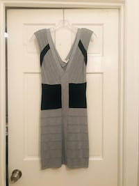 Black and Grey Dress 2396 mi