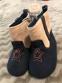 Baby girl shoes size 3 6-9months new Los Angeles, 90065