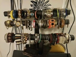 Bracelets andcwatches of all kinds