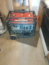 red and black portable generator Knoxville, 37915