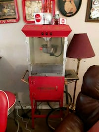 Popcorn maker. Was $220 new. Works great Wentzville, 63385