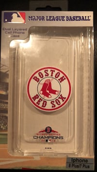 Boston Red Sox 2018 Championship iphone 7&8 plus Enfield, 06082