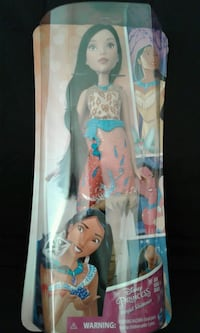 "Disney Princess-Pocahontas  8""Doll London, N6E 2X6"