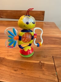 Bee suction cup high chair toy Toronto, M4M 2J9