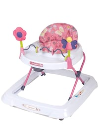 baby's white and red high chair League City, 77573