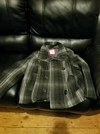 black and gray button-up jacket Manchester, 03104