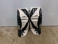 Bauer Supreme goalie pads London