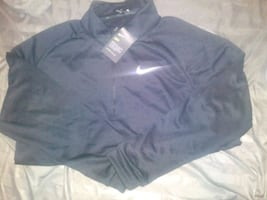 Black Nike XL  pull over