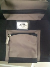 Jeep Authentic Equipment Duffle Bag Kalamazoo, 49048