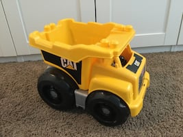 Toy trucks - 3 available