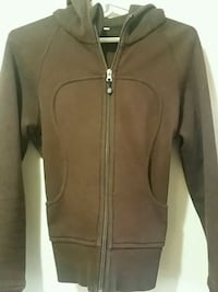 Dark Brown Lululemon Hoodie Winnipeg, R2H 0P7
