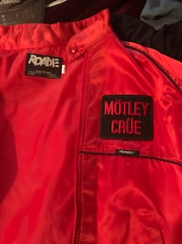 1983 Motley Crue shout at the devil jacket