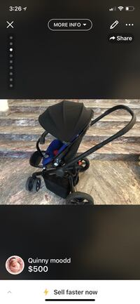 Quinny stroller Hampstead, H3X
