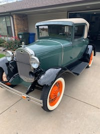 1931 Ford Model A Justice