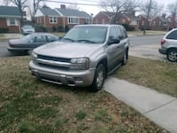 Chevrolet - Trailblazer - 2003 Washington, 20018