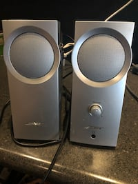 two black-and-gray speakers Tucson, 85719