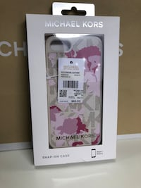 Authentic Michael Kors iPhone case - new Pickering, L1V 5N2
