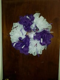 white and purple flower decor Greeneville, 37745