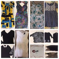 Women's medium clothes lot Oklahoma City, 73139