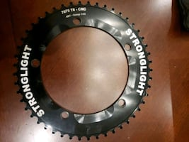 Chain Rings, Cog and 1/8 Chain