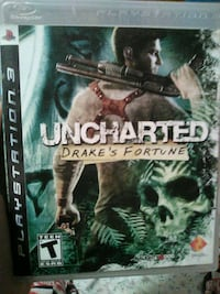 Uncharted drakes fortune for ps3 Kent, 98031