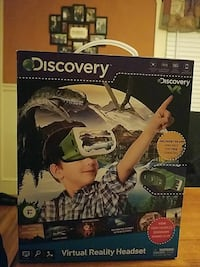 Discovery VR Headset Swansea, 02777
