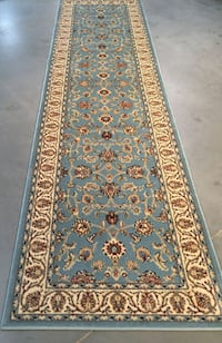 Persian Allover Design Runner 8 Feet Sterling