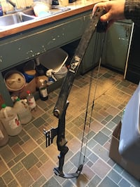 Black and brown compound bow Hastings, 49058