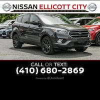2019 Ford Escape SE Ellicott City