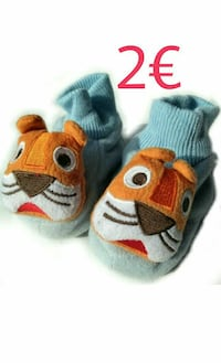 Zapatillas peluche tigres  Madrid