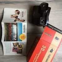 Viewmaster stereoskop