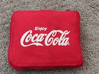 Coca Cola (Coke) Foldable Zipper Tote Bag Calgary