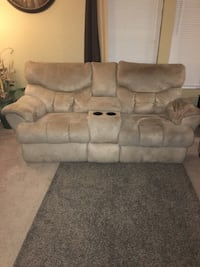 Recliner Love Sofa Charlotte, 28215