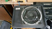 black and gray Pioneer subwoofer speaker Elmira, N3B 1V5
