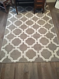 Urban Barn wool area rug - if it's up it's available!! Calgary, T3Z