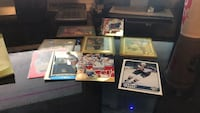 66 hockey cards, 2 basketball with Michael Jordan and 5 baseball cards Surrey, V3X 2W4