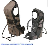 Snugli Cross Country Child Carrier