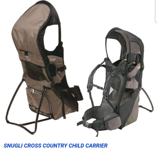 Snugli Cross Country Child Carrier  0