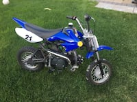 Blue and black motocross dirt bike Brampton, L6V 3X8